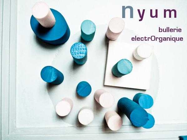 nyum - site - musique electro - france - Bordeaux - vibraphone